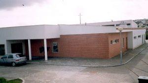 Vista exterior do C.A.O. da APPACDM