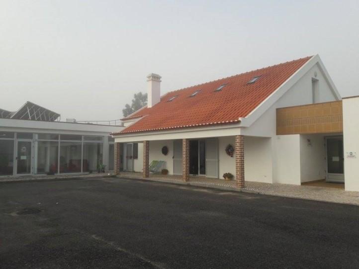 Vista exterior do Lar Residencial Casa João Manuel