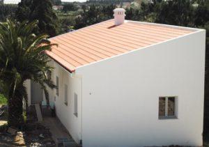 Vista exterior da Residência Casa João Manuel