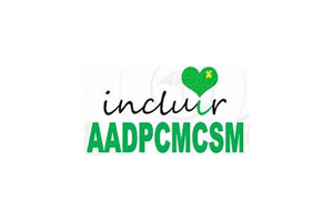 Logotipo do projeto incluir AADPCMCSM