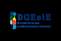 Logotipo da Direção Geral dos Estabelecimentos Escolares