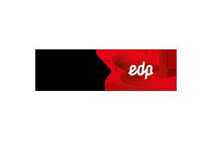 Logotipo da fundação EDP