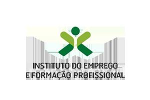 Logotipo do Instituto do Emprego e Formação Profissional