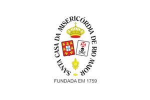Logotipo da Santa casa da Misericórdia de Rio Maior
